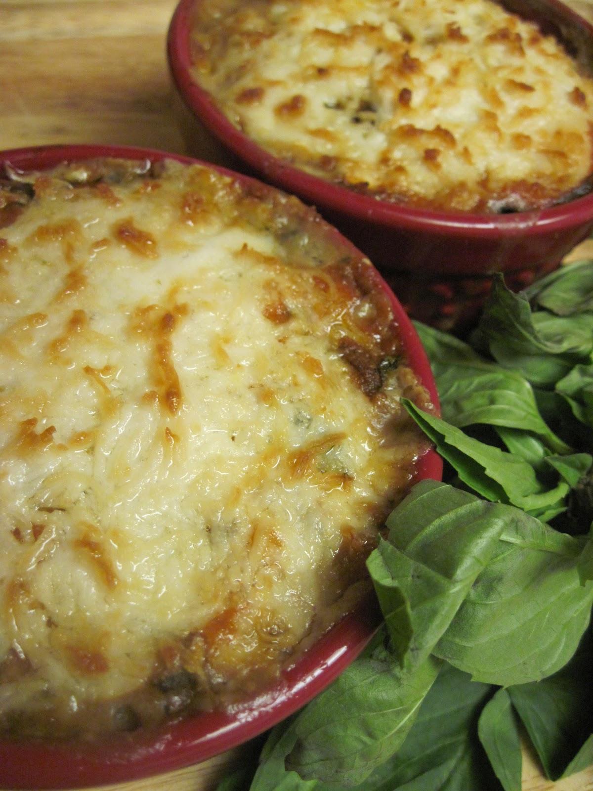 Nenna's Veggie Kitchen: Eggplant Lasagna With Ricotta ...