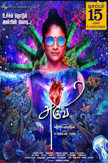 Aruvi 2020 Hindi Dubbed 720p WEBRip