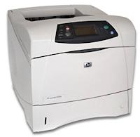 HP LaserJet 4250N Printer Driver