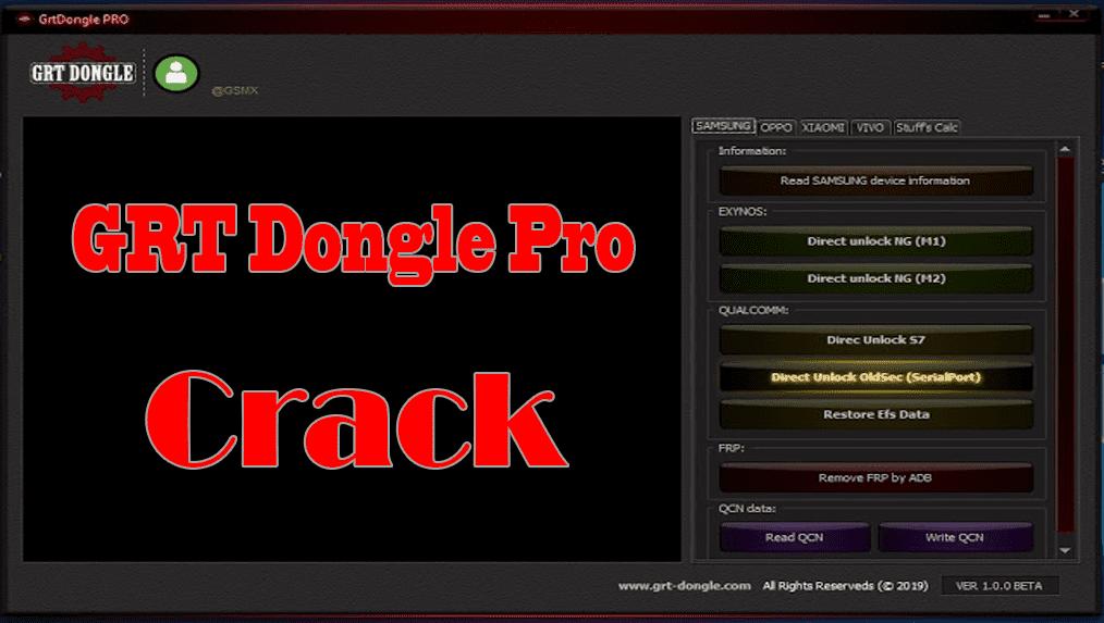 GRT Dongle Pro Crack
