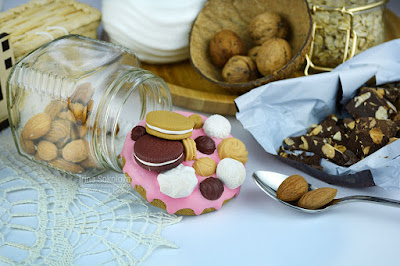 полимерная глина, вкусная банка, сладости на банке, сладости, хранение, хранение в банках