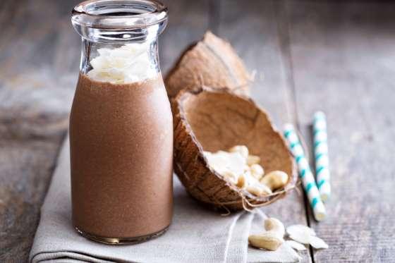 Milk shake de prestígio