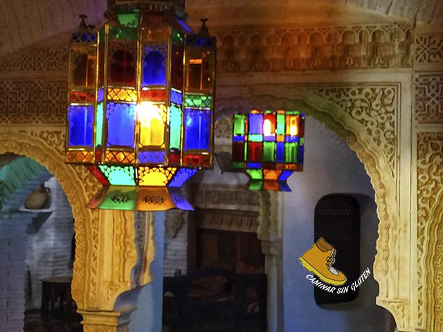 LAMPARAS EN CARMEN DEL CAMPILLO