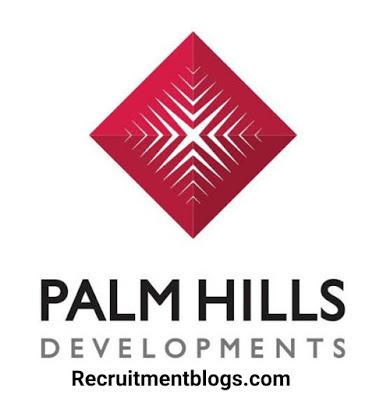 Accounting Internship At Palm Hills Developments
