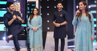 Jeeto Pakistan Ramazan League | Aiman Khan And Muneeb Butt Awesome Clicks