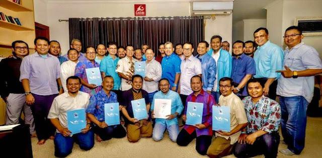 Bersama Anis, Fahri Mulai Proses Pendaftaran Partai Gelora Indonesia