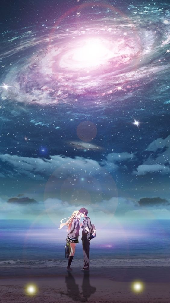 your lie in april iphone wallpaper