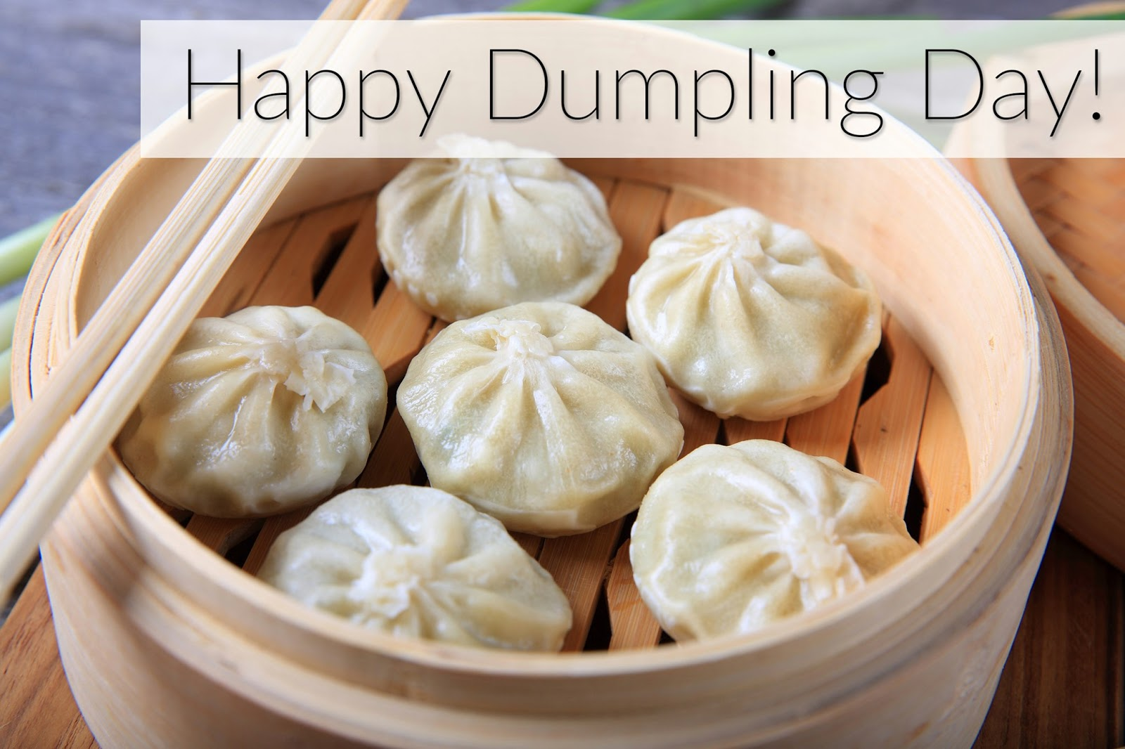 National Dumpling Day Wishes Unique Image