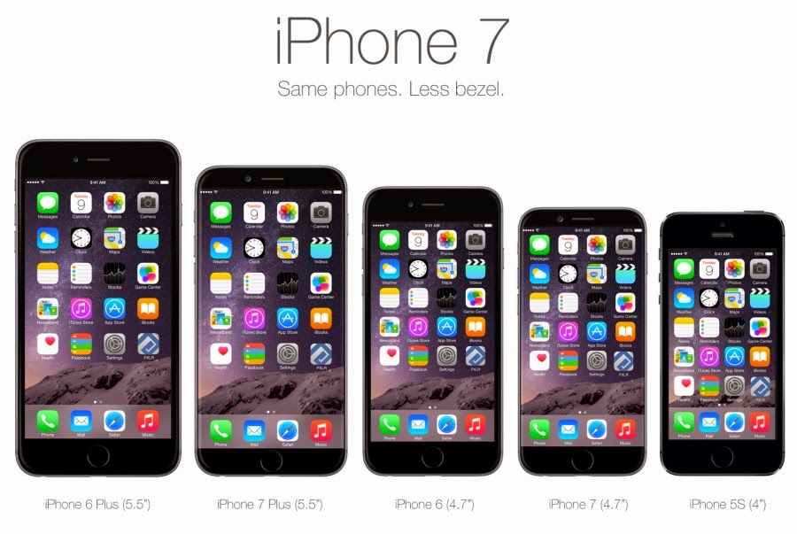 TOTAL ENTERTAINMENT: Latest Iphone 7 , with new features