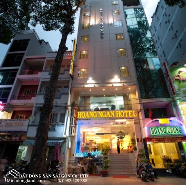 Bán khách sạn mặt tiền 29-31 Bùi Thị
