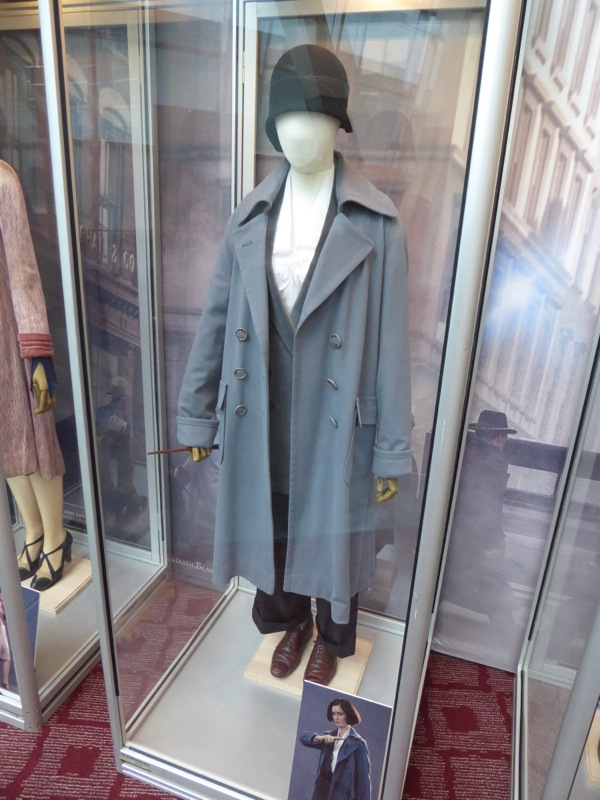 Porpentina Goldstein Fantastic Beasts Where to Find Them costume