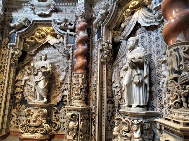 particolare cappella roano