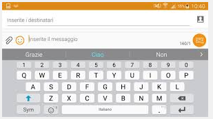 Samsung Keyboard Apk v4.0 For Android Download