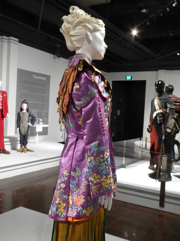 Alice Through Looking Glass Asian costume