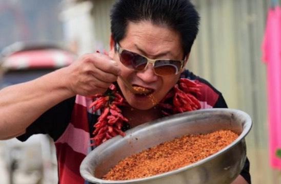 Orang Yang Suka Makanan Pedas Hidup Lebih Lama
