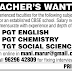 CBSE School in Marur Wanted experienced faculties PGT, TGT
