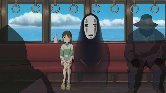 Spirited Away (2001) Movie Review