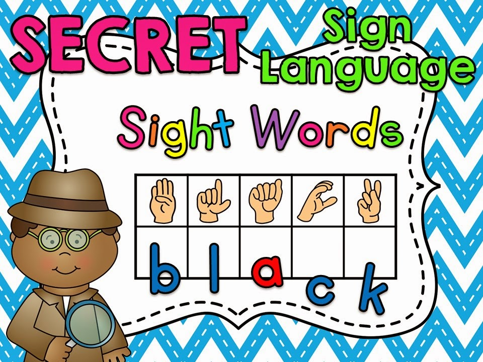 Gifted and talented activities for elementary plus so many ideas for teaching gifted students - for example, these secret sign language sight words center cards are a great early finishers activity for advanced students to do when they've finished their regular classroom work