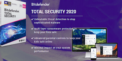 Bitdefender Total Security 2021 For Windows Free Download