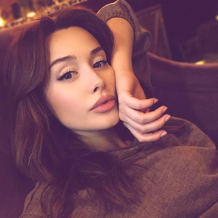 Alina Tsarakhova | A Copy of Angelina Jolie From North Ossetia