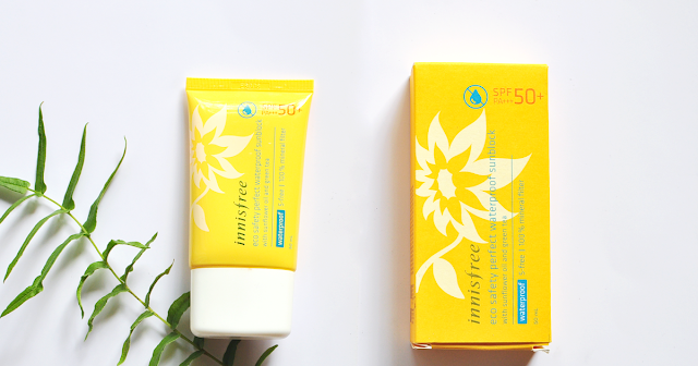 Innisfree Eco Safety Perfect Waterproof Sunblock
