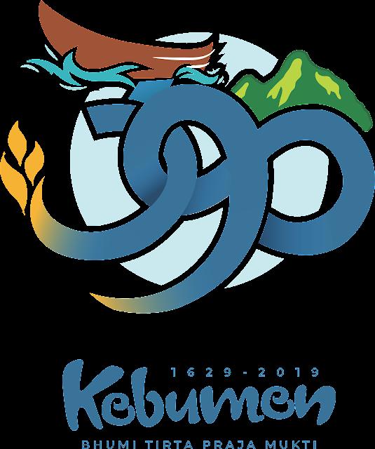 Pertama Kalinya Kebumen Rayakan Hari Jadi di Bulan Agustus. Inilah Logo Resminya