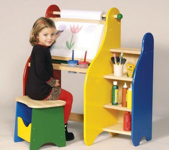 ¿Cómo hacer muebles para niños?