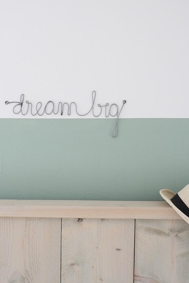decorar paredes con gotel