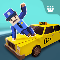 Car Driving in Crazy Town Apk free Game for Android