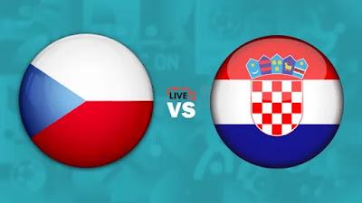 مشاهدة مباراة كرواتيا ضد التشيك 18-06-2021 بث مباشر في بطولة اليورو