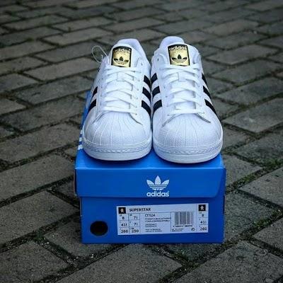 Sepatu Adidas Tahan Ranjau