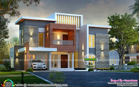 Awesome contemporary style 2750 sq-ft home