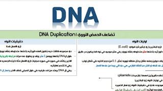 تلخيص وتبسيط ال DNA و RNA مع دكتور هوبا أحياء الثانوية العامة 2021