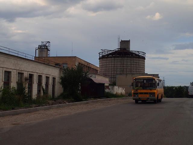 Zakłady przemysłowe w Hajsynie
