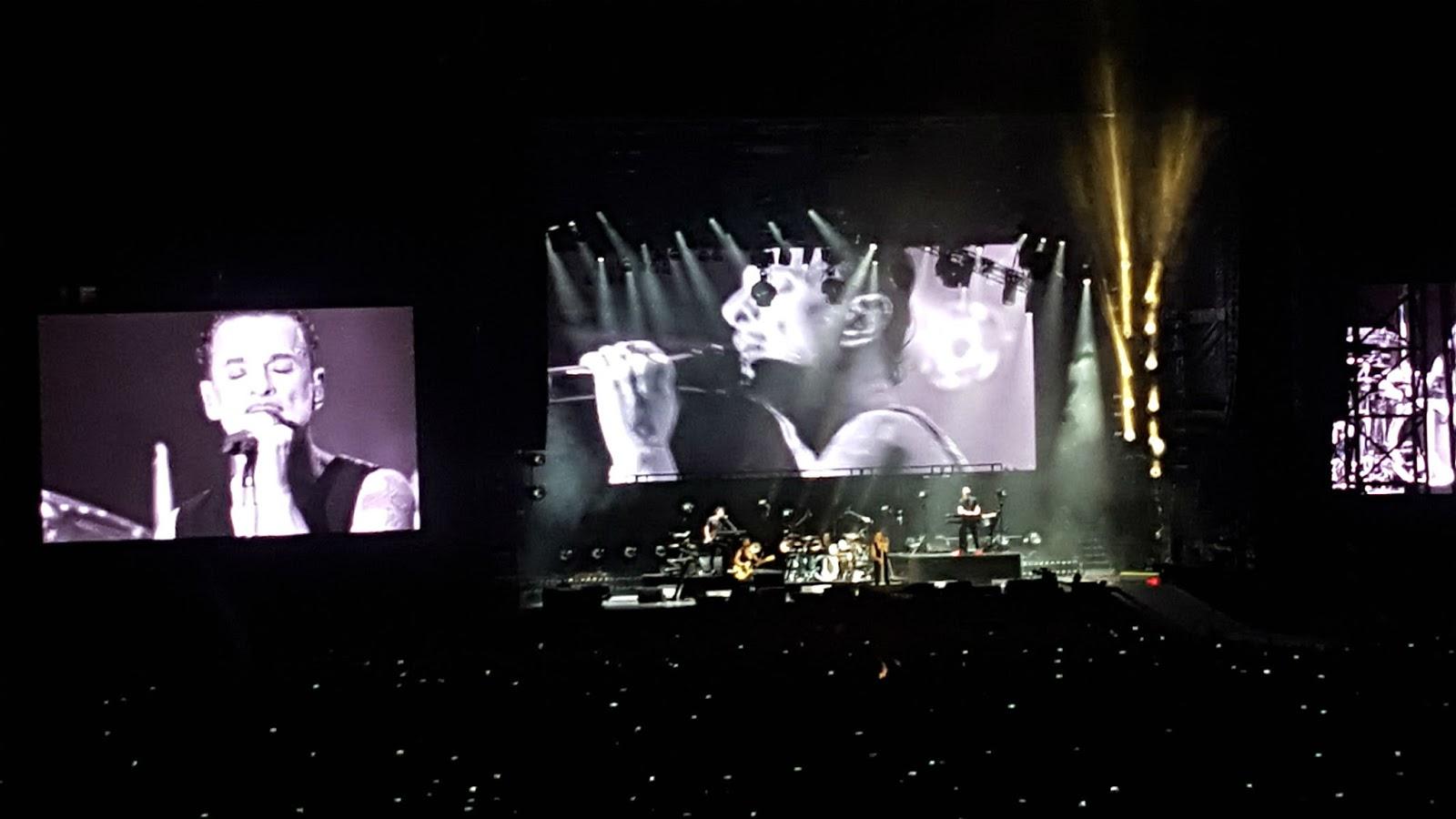 Depeche Mode live 2017 im Monatsrückblick von Arthurs Tochter kocht. | Arthurs Tochter kocht von Astrid Paul. Der Blog für food, wine, travel & love