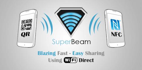 تحميل تطبيق SuperBeam-Pro-v5.0.5.apk لمشاركة الملفات للاندرويد 2020
