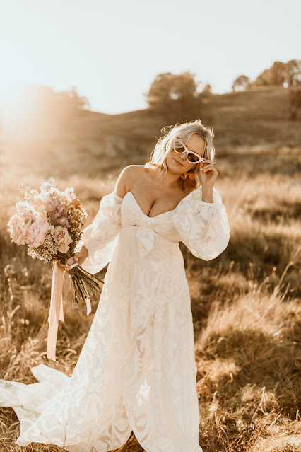 images by kacie herd photography gown by rue de seine central west NSW bridal shoot