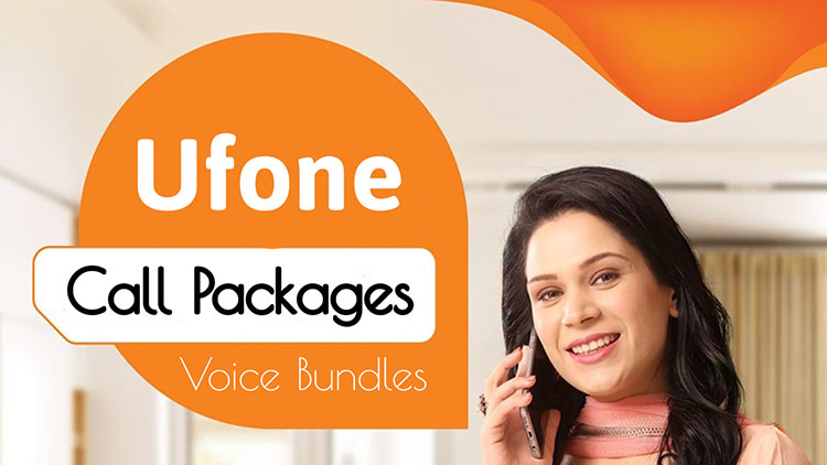 Ufone Daily Weekly Monthly Call Packages 2020