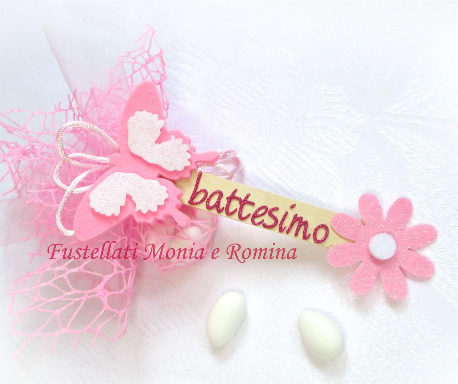 Fustellati monia e romina forme in feltro pannolenci e gomma per creazioni fai da te 10 - Decorazioni battesimo fai da te ...