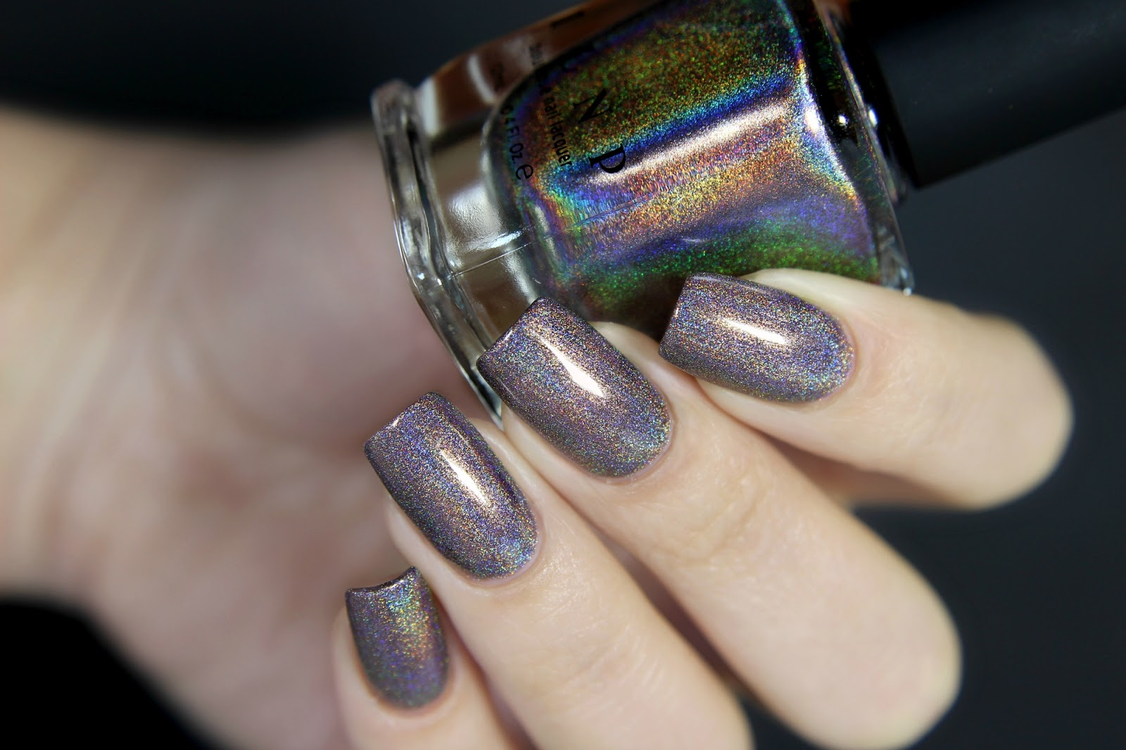 Ilnp Holographic Nail Polish Uk Absolute Cycle