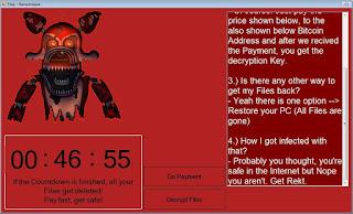 Foxy Ransomware