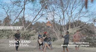 Lirik Lagu Satu Hati Mercy Band
