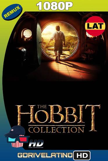 El Hobbit (2012-2014) Colección BDRemux 1080p Latino-Ingles MKV