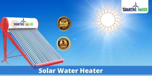 Solar Water Heater in Tamilnadu