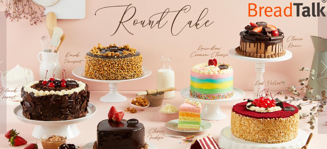 Daftar Harga Cake BreadTalk Delivery 2020