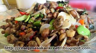 Resep Sambal Oncom Sunda