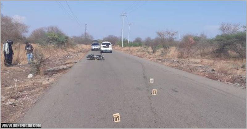 Tres individuos se matan a tiros en La Cañada de Maracaibo