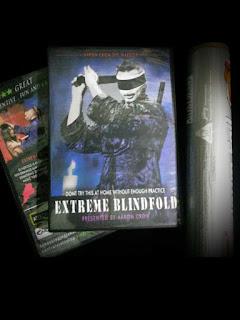 toko sulap jogja Extreme Blindfold Magic