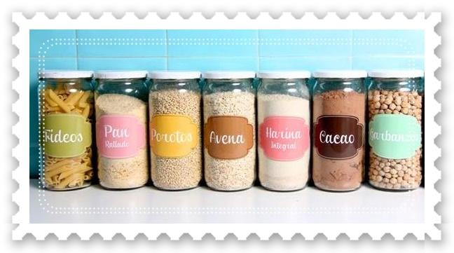 El caf de caro nuga 5 ideas para reciclar envases de vidrio for Reciclar frascos de vidrio de cafe
