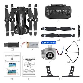 Spesifikasi Drone Zheng Fei F69 Discovery - OmahDrones